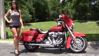 8. Used 2011 Harley Davidson Street Glide Motorcycles for sale in California