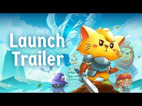 Cat Quest gameplay