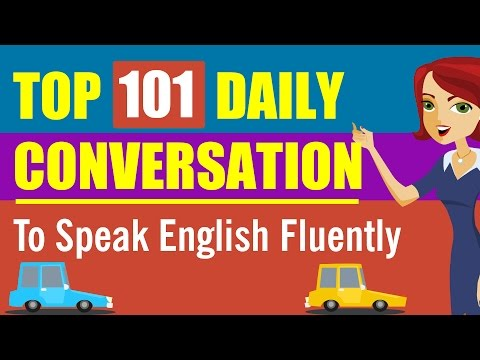 English Conversation Practice with Subtitle to help You Speak English Fluently