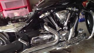 4. DIY: how to change oil on yamaha stratoliner / roadliner / raider