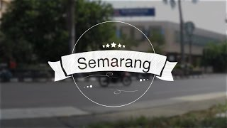 Semarang Indonesia  City new picture : video