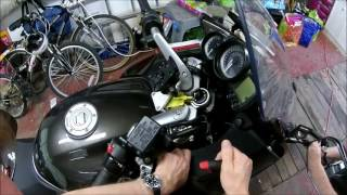 5. Yamaha FJR 1300 ABS Test