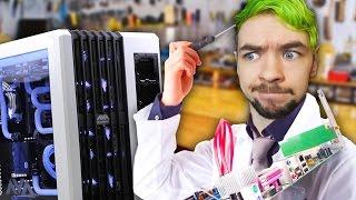 BUILD YOUR OWN PC   PC Building Simulator