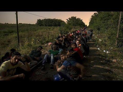 Σερβία-Ουγγαρία: Το ανθρώπινο δράμα στη μεθόριο