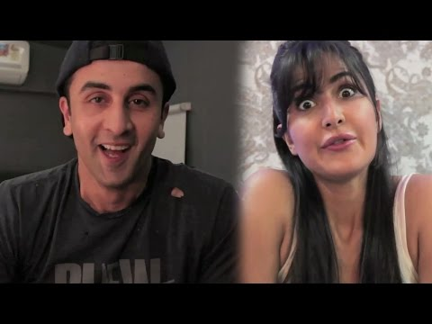 Ranbir Kapoor And Katrina Kaif Promote Fuddu In A