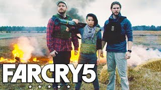 Far Cry 5 Training - Escape from Hope County