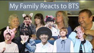 Video My Family Reacts to BTS (Feat. Grandma) MP3, 3GP, MP4, WEBM, AVI, FLV Januari 2019