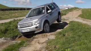 Land Rover Freelander 2 Elephants Feet