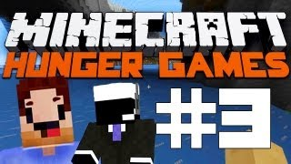 Pro Hunger Games with NoochM! (MineCraft: Hunger Games Episode 3)