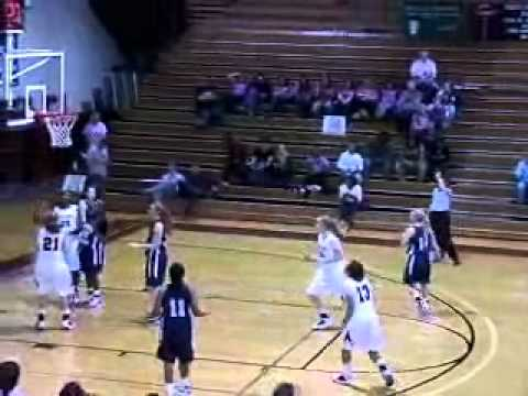 Women's Basketball vs. Virginia Wesleyan 2/6/11 Highlights
