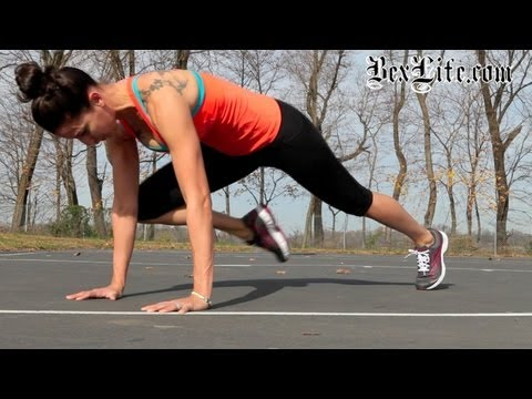 BEST Fat Burning Exercise EVER – YOGA BURPEE Weight Loss Workout – BEXLIFE