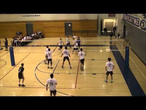 San Marino HS Boys Volleyball vs West Torrance Team Highlights