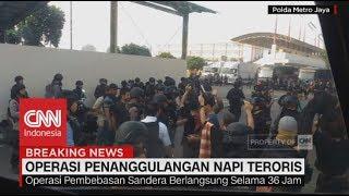 Video Suasana Saat Para Napi Menyerahkan Diri di Insiden Mako Brimob MP3, 3GP, MP4, WEBM, AVI, FLV Oktober 2018