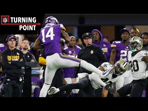 Video: Keenum to Diggs Provides the