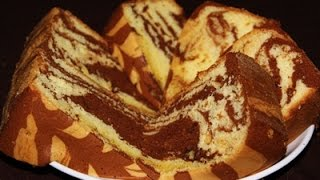 Resep dan Cara Mudah Membuat Cake Zebra Enak Dan Lembut ala Zasanah