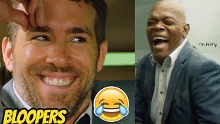 Video The Hitman's Bodyguard Bloopers and Gag Reel - Ryan Reynolds, Samuel L. Jackson & Salma Hayek MP3, 3GP, MP4, WEBM, AVI, FLV Maret 2019