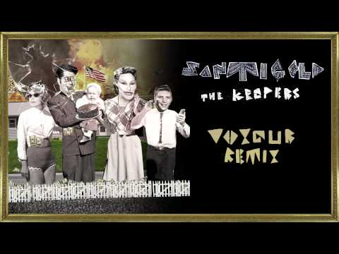 Santigold - The Keepers [Voyeur Remix]