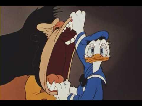 Pato Donald - Donald e o Gorila