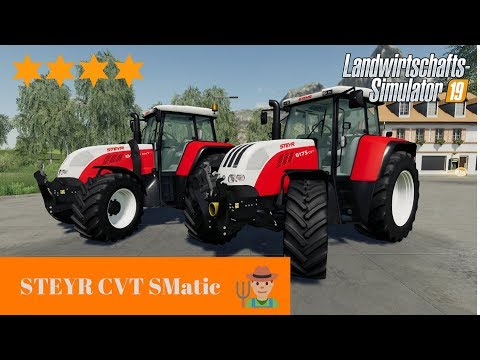 STEYR Modding Team Tractors Pack v1.0