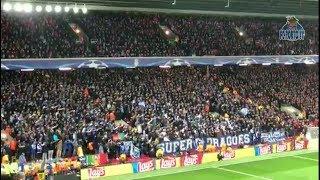 Video SUPER DRAGÕES em Anfield | Liverpool 0-0 FC Porto | Liga dos Campeões 2017/18 | 06/03/2018 MP3, 3GP, MP4, WEBM, AVI, FLV Juli 2018