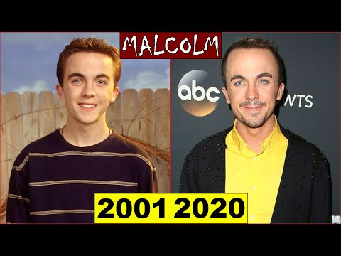 Malcolm in the Middle Cast Then and Now 2020