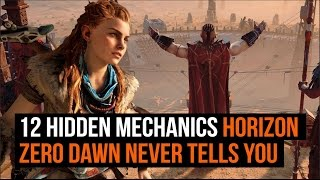 Download Video 12 hidden mechanics Horizon: Zero Dawn never tells you about MP3 3GP MP4