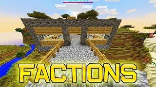 Minecraft: FACTIONS Ep. 10 - NEW BEGINNINGS!