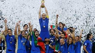 Video Campioni Del Mondo Italia 2006 - All Goals MP3, 3GP, MP4, WEBM, AVI, FLV Oktober 2018