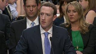 Video Highlights: Mark Zuckerberg's Congress grilling MP3, 3GP, MP4, WEBM, AVI, FLV November 2018