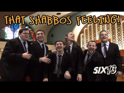 "That Shabbos Feeling! (a ""Can't Stop The Feeling"" adaptation or Shabbat)"