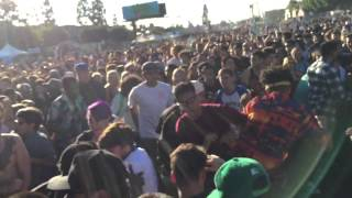 2014 Odd Future Carnival Mosh Pit Camp Flog Gnaw