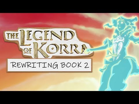 How I Would Rewrite Book 2 of The Legend of Korra