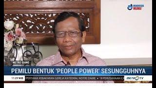 Video Mahfud MD: Pemilu Bentuk 'People Power' yang Sebenarnya MP3, 3GP, MP4, WEBM, AVI, FLV Juni 2019