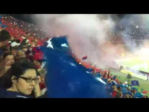 Salida Independiente Medellin - Rexixtenxia Norte - Independiente Medellín