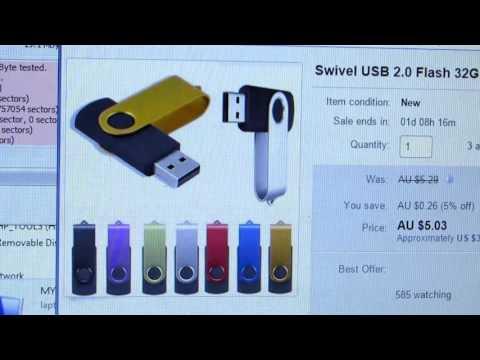 Swivel USB 2.0 Flash 32GB Memory Drive review