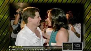 TV Manaus   Persones    Edson Celulari e Cláudia Raia