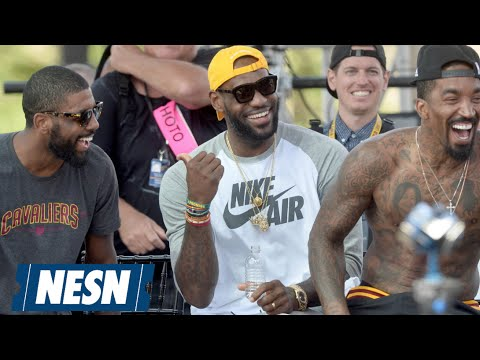LeBron James Sets Record In New Contract With Cavs