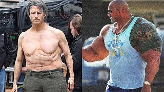 Video Tom Cruise Vs The Rock Transformation ★ 2018 MP3, 3GP, MP4, WEBM, AVI, FLV Desember 2018