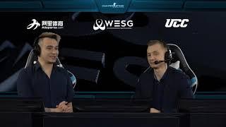 (RU) WESG Grand Finals | Windigo Gaming vs MIBR | map 1 | by @Toll_tv & @Zloba_13