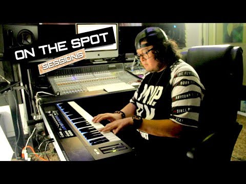XXL Freshmen Producer Makes a Beat ON THE SPOT - Sikwitit ft -topic x Bobby Sessions