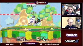 My set vs Mew2King from Tipped Off X.
