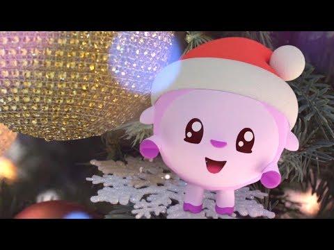 Малышарики - Топ-Топ, Новый год - серия 106 - обучающие мультфильмы для малышей 0-4 - новый год! (видео)