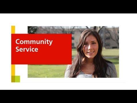 St. John's University Community Service (Community Service, 1:20)