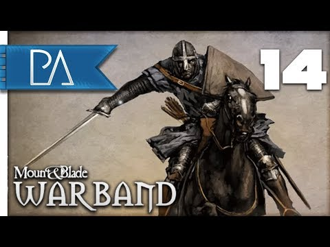 FORGING A GREAT ARMY - Mount & Blade: Warband Let's play Part 14 (видео)