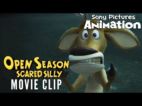 OPEN SEASON: SCARED SILLY - Wailing Wampus