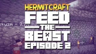 Hermitcraft FTB - Episode 2 - The Wisp Whisperers