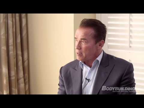 The Last Stand: An Interview With Arnold Schwarzenegger – Bodybuilding.com
