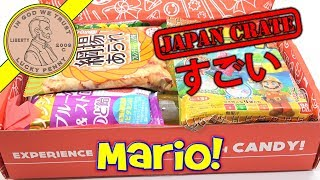 Item provided by Japan Crate for reviewLearn More ▶ http://bit.ly/JapanCrateBoxJapan Crate August Monthly Subscription Box - Tasty Candy & Snacks!  I was looking forward to getting back to a few monthly subscription boxes.  I enjoy trying different snacks, opening them and showing them to you on video.  I thought this snack box was filled with tasty items.  I ended up eating more of these snacks later and I always share these snack boxes with the rest of the family.  Alyse ended up eating the Bonchi snacks and the Biroon Pop!Lucky Penny ThoughtsLPS-DaveLater!▶ About UsLucky Penny Shop is a family-friendly YouTube channel that features videos of kids food maker sets, slime, putty, new & vintage toys, games and candy & food from around the world! There are over 5500 videos!▶ Product InfoJapan Crate August Monthly Subscription Box - Tasty Candy & Snacks!Visit us online ▶ http://www.luckypennyshop.com/shop/7 Stick Milk CreamFue Ramune + Bonus Toy BoxGrape GummiesPuchi Puchi Uranai Chocolate StrawberryMike Popcorn Noodle Broth Base FlavorBiroroon PopChip Star Seaweed SaltHi-Chew Shizuoka Crown MelonTiny Bakauke SeaweedSuper Mario Mega GummiesBlueberry & Strawberry Nodo AmeTsunaage Arare French DressingKawarimi Gyogyo GumFanta Kiwi + EBonus One Piece Pen▶ Watch More VideosSurprise Monthly Box Subscriptions - Monthly Subscription Boxes - Snacks, Candies Toys - Games Reviews https://www.youtube.com/watch?v=_tb02G8vC2U&list=PL27_x9U5H26sVv74cp5Y65xFlRgSKvNnD&index=3Toy Box Monthly Surprise Subscription Box - 6 Minifigure Toyshttps://www.youtube.com/watch?v=uY6fVPkEMlAEsian Mall Snacks - Star Wars Geek Items! - Monthly Subscription Boxhttps://www.youtube.com/watch?v=QI92B33p334Subscription Box Review - Candy & Snacks! Japan Crate Monthly Boxhttps://www.youtube.com/watch?v=-vSKXyyROxY▶ Follow UsTWITTER  http://twitter.com/luckypennyshop FACEBOOK  http://www.facebook.com/LuckyPennyShopINSTAGRAM  http://instagram.com/LuckyPennyShopGOOGLE+  https://plus.google.com/+luckypennyshop