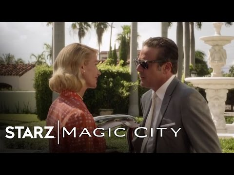 Magic City 2.03 Clip 'Secret Six'