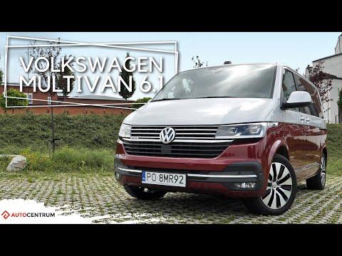 Volkswagen Multivan 6.1 - chce być jak pradziadek. Bulli wysoko postawił poprzeczkę.